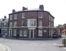 SOLD   Substantial freehold Offices with residential development potential.