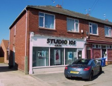 Spacious freehold Retail unit  with  flat above, currently run as a hair salon,  For Sale in York
