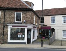 SOLD.  Well known saddlery and country clothing business, Parnaby's, Malton.