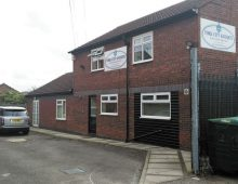 Freehold Offices FOR SALE  off Huntington Road, York.