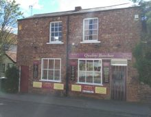 Freehold Village Shop For Sale with flat above, Copmanthorpe, York.