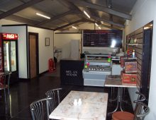 TRY AN OFFER !  Profitable Local café For Sale serving a local Industrial Estate near York