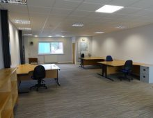 LETTING COMPLETED.   Easy In Easy Out all inclusive Terms for Ground floor offices, 848 sq ft at Clifton Moor.