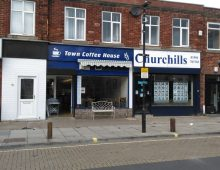 REDUCED ! Popular café / Coffee House,  Front Street, Acomb York