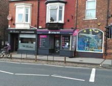 LETTING COMPLETED   ONLY £95 per week for this light and tidy shop unit at  43 Front Street, Acomb, York YO24 3BR