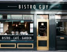 Highly profitable café / Bistro,  Bistro Guy, Gillygate, York, YO31 7EQ