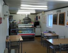 PRICE REDUCTION!!  Very Busy Small Café on the Pocklington Industrial Estate
