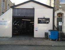 Car Repairs, Servicing and Bodywork Repairs, based in central York.