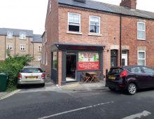 Small Fully Refurbished Retail Unit Currently equipped as a Sandwich bar but ideal for Many Other uses.