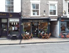 Traditional 1930's style Tea Room /café for sale in York