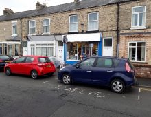 Suburban Shop Unit TO LET in York area